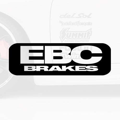 Ebc Brakes Logo Bestellen Stickers En Plakletters
